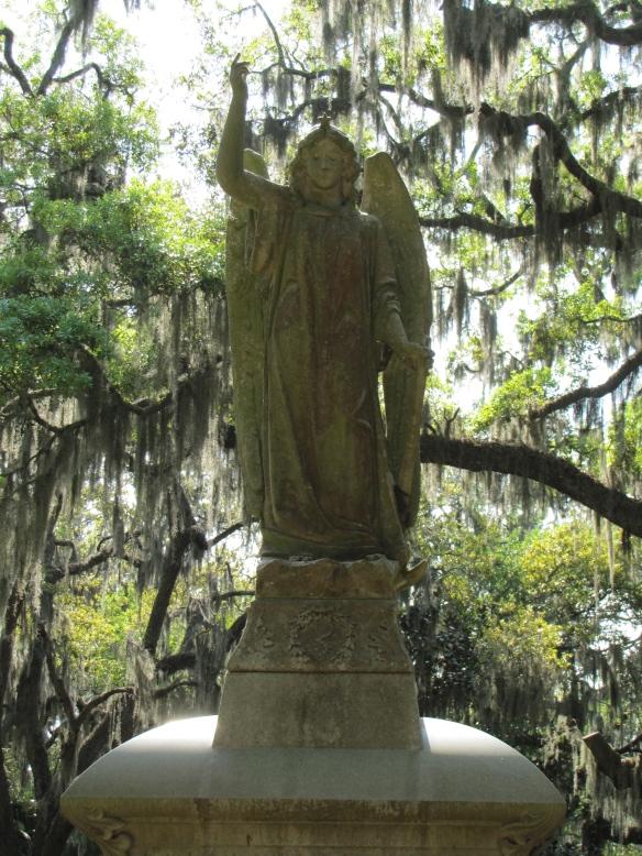 Bonaventure-Statue